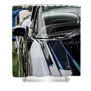 1958 Chevrolet Impala - 2 Shower Curtain