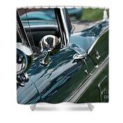 1958 Chevrolet Impala - 4 Shower Curtain