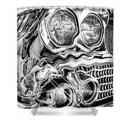 1958 Impala Beauty Within The Beast Shower Curtain