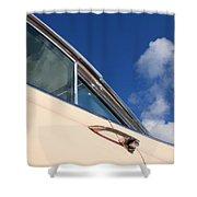 1959 Cadillac Coupe De Ville 09 Shower Curtain