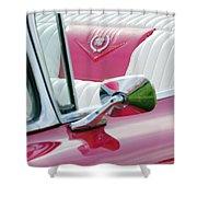 1959 Cadillac Eldorado Interior Shower Curtain