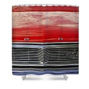 1960s Ford Galaxie Shower Curtain