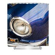 1951 Mercury Classic Car Photograph 013.02 Shower Curtain