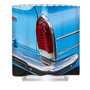 1961 Rambler Cross Country Tail Light Shower Curtain