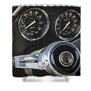1962 Alfa Romeo Shower Curtain