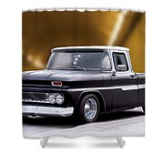 1962 Chevrolet Shortbed Pickup II Shower Curtain