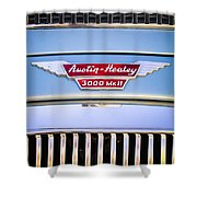 1963 Austin-healey Mark IIi Bj8 Shower Curtain