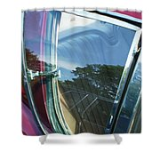 1963 Studebaker Avanti Shower Curtain