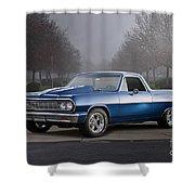 1964 Chevrolet El Camino IIi Shower Curtain