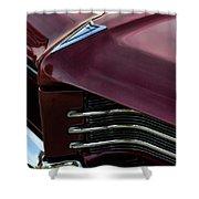 1964 Pontiac Bonneville Shower Curtain