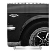 1964.5 Ford Mustang - 289 High Performance Shower Curtain