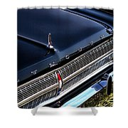 1965 Plymouth Satellite 440 Shower Curtain