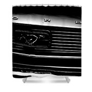 1966 Ford Mustang  Shower Curtain