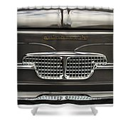 1967 Autobianchini Special Italy Grille Shower Curtain