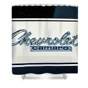 1967 Chevy Camaro Shower Curtain
