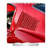 1967 Ford Mustang Gt  Shower Curtain