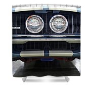 1967 Shelby Gt500 Shower Curtain