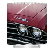 1968 Chevy Chevelle Ss Shower Curtain