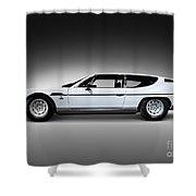 1968 Lamborghini Espada Shower Curtain