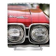 1969 Chevrolet Chevelle Ss 396 Shower Curtain