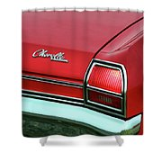 1969 Chevy Chevelle Ss 396 Shower Curtain