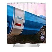 1969 Dodge Coronet Rt Shower Curtain