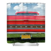 1970 Chevrolet Cs-10 Pickup Shower Curtain