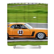 1970 Ford Mustang Shower Curtain