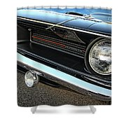 1970 Plymouth Barracuda 'cuda 440 Shower Curtain