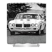1970 Pontiac Gto Shower Curtain