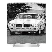 1970 Pontiac Gto Shower Curtain
