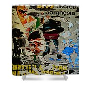 1972 - Borghesia - Shower Curtain
