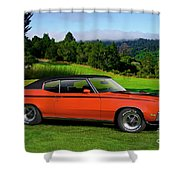 1972 Buick Gsx 455 Stage 1 Shower Curtain