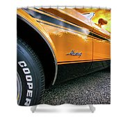 1973 Ford Mustang Shower Curtain