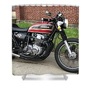 1973 Honda Cb750 Shower Curtain
