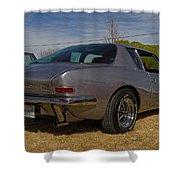 1974 Studebaker Avanti 11 Shower Curtain