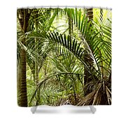 Jungle 94 Shower Curtain