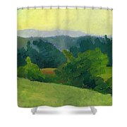 1982 8a Shower Curtain
