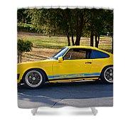 1983 Porsche Haut 911 Shower Curtain