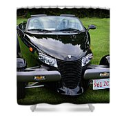 1999 Plymouth Prowler Shower Curtain
