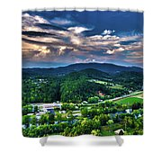 1st Image Of Elizabethton Shower Curtain