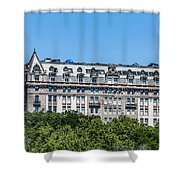 135 Cpw Shower Curtain