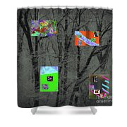2-18-2057a Shower Curtain