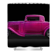 1932 Ford Hot Rod Shower Curtain