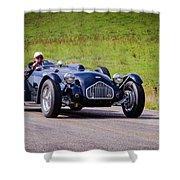 1950 Allard J2 Roadster Shower Curtain