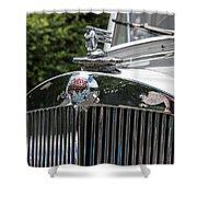 1952 Triumph Renown Limosine Shower Curtain