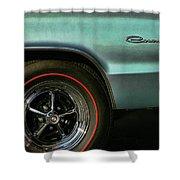 1966 Dodge Coronet 500 Shower Curtain