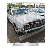 1968 Mercury Cougar Xr7 Shower Curtain