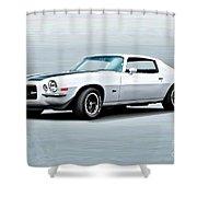 1970 Chevrolet Camaro Z28 Shower Curtain