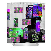 2-7-2015dabcdefgh Shower Curtain